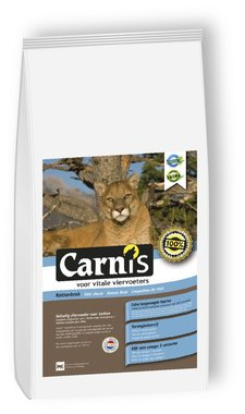 Kattenbrok voor kittens,  4 kg