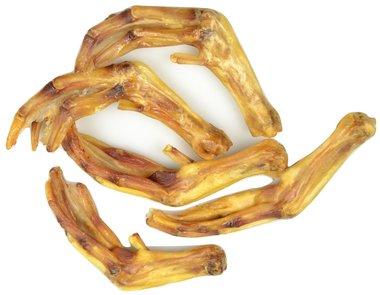 Eenden poten gedroogd, 200 gram