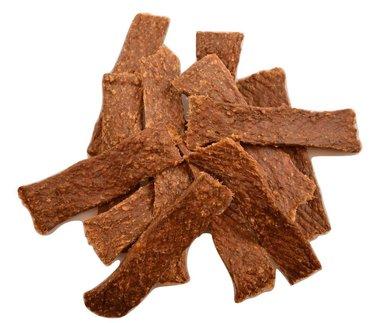 Konijn vleesstrips gedroogd, 150 gram